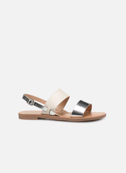 Sandales et nu-pieds ONLY onlMANDALA MIX SANDAL Blanc vue derrière