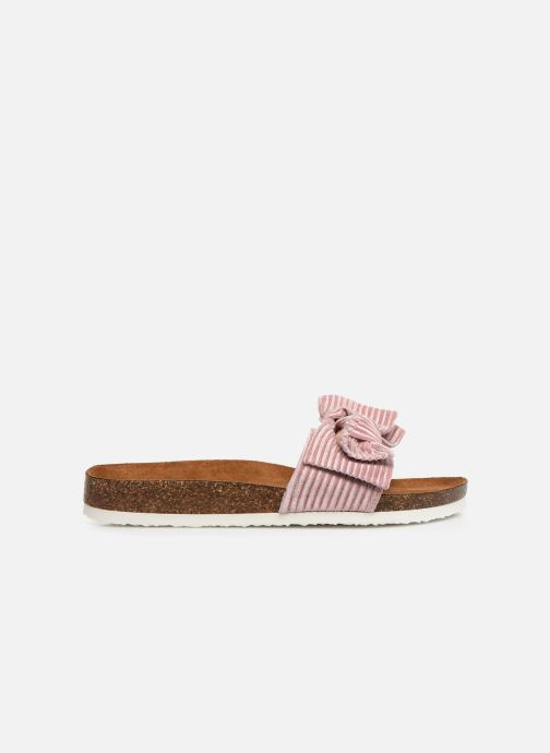 Zoccoli ONLY onlMATHILDA BOW SLIP ON Rosa immagine posteriore