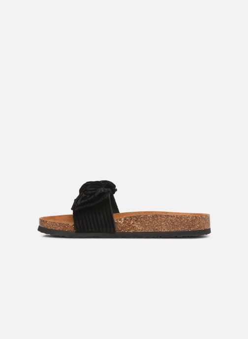 Mules et sabots ONLY onlMATHILDA BOW SLIP ON Noir vue face