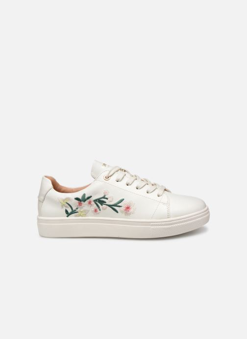 Baskets ONLY onlSAGE EMBROIDERY SNEAKER Blanc vue derrière