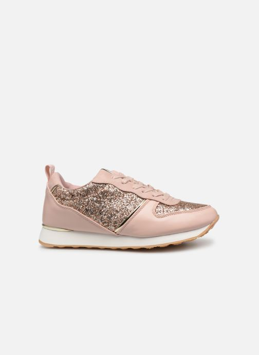 Sneakers ONLY onlSILLIE GLITTER SNEAKER Roze achterkant