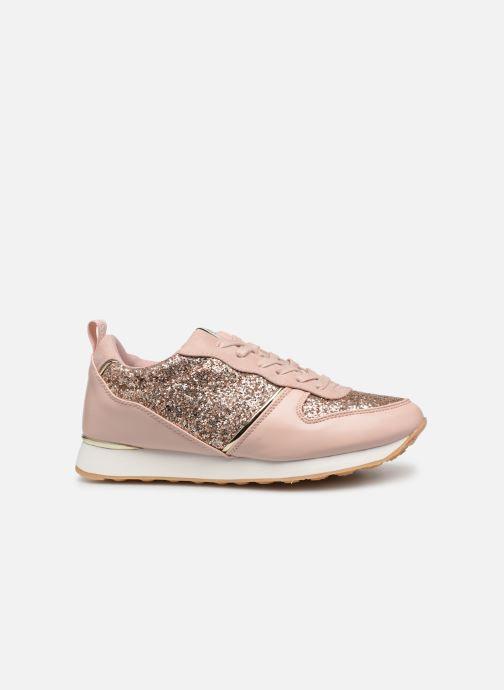 Sneakers ONLY onlSILLIE GLITTER SNEAKER Rosa bild från baksidan