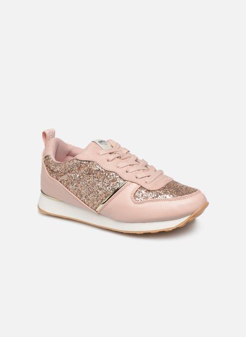 Sneakers ONLY onlSILLIE GLITTER SNEAKER Roze detail