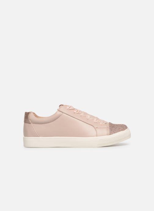 Sneakers ONLY onlSKYE GLITTER TOE CAP SNEAKER Roze achterkant