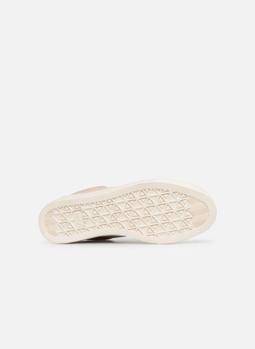 Sneakers ONLY onlSKYE GLITTER TOE CAP SNEAKER Roze boven