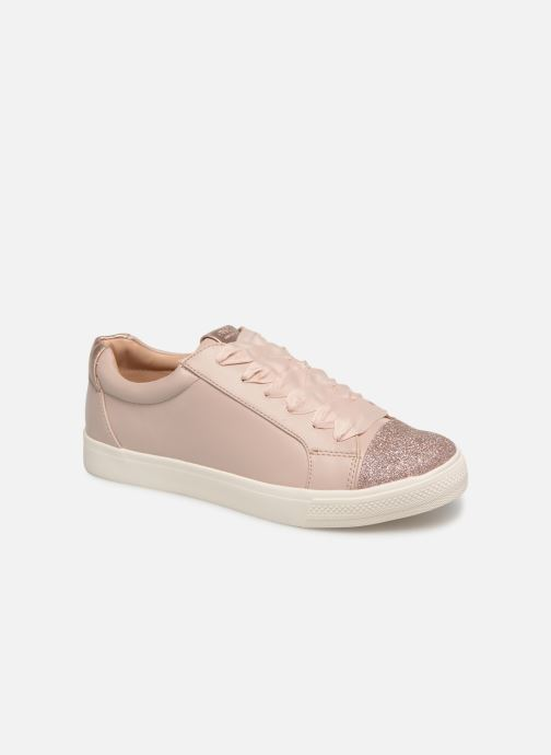 Baskets ONLY onlSKYE GLITTER TOE CAP SNEAKER Rose vue détail/paire