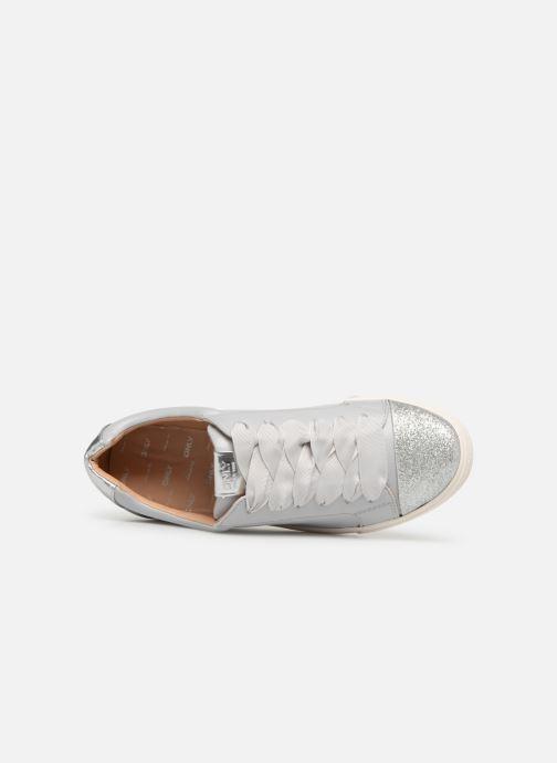 Sneakers ONLY onlSKYE GLITTER TOE CAP SNEAKER Blauw links