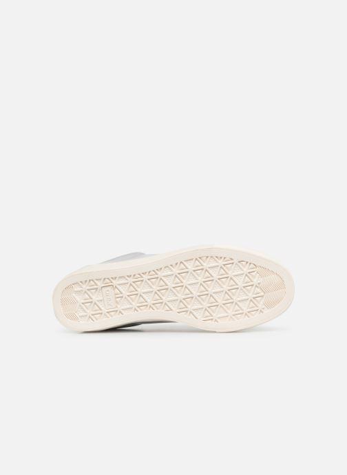 Sneakers ONLY onlSKYE GLITTER TOE CAP SNEAKER Azzurro immagine dall'alto