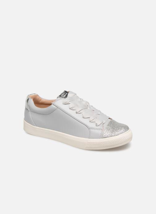 Sneakers ONLY onlSKYE GLITTER TOE CAP SNEAKER Azzurro vedi dettaglio/paio