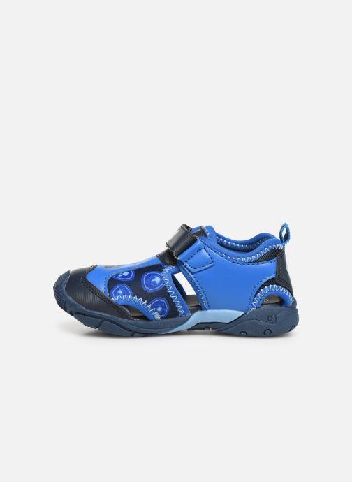 Sneakers Pat Patrouille Gerbille Blå se forfra