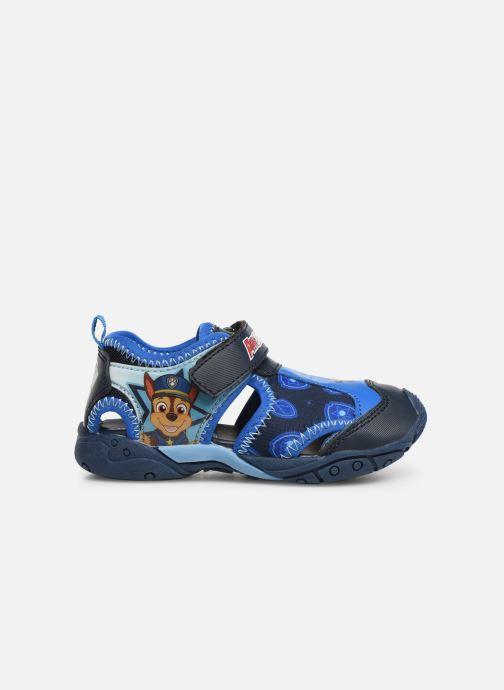 Sneakers Pat Patrouille Gerbille Blå se bagfra