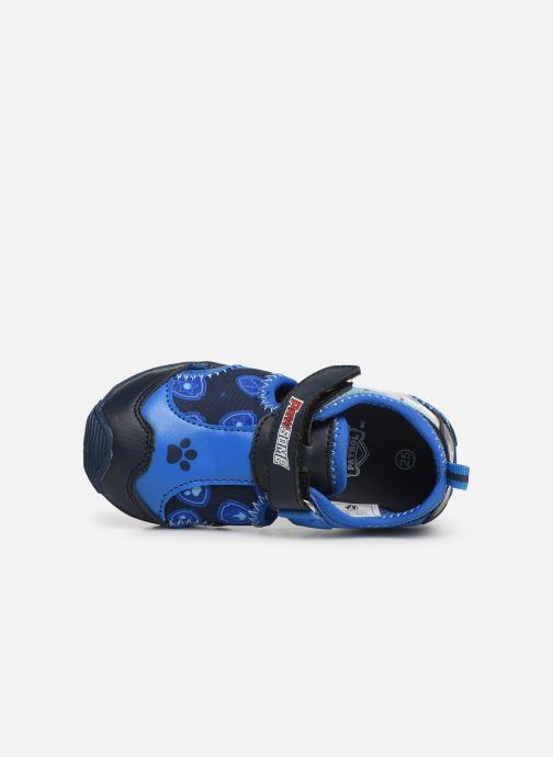 Sneakers Pat Patrouille Gerbille Blå se fra venstre