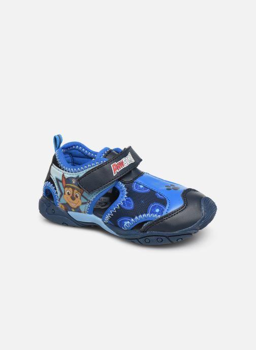 Sneakers Pat Patrouille Gerbille Blå detaljeret billede af skoene