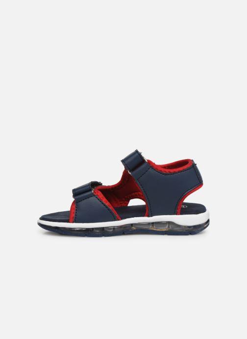 Sandales et nu-pieds Pat Patrouille Yahoo Bleu vue face
