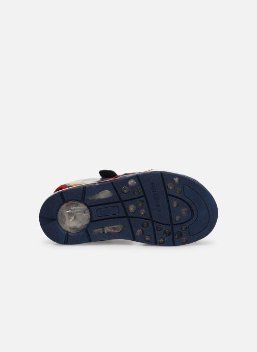 Sandales et nu-pieds Pat Patrouille Yahoo Bleu vue haut
