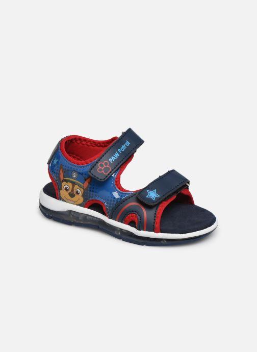Sandales et nu-pieds Pat Patrouille Yahoo Bleu vue détail/paire