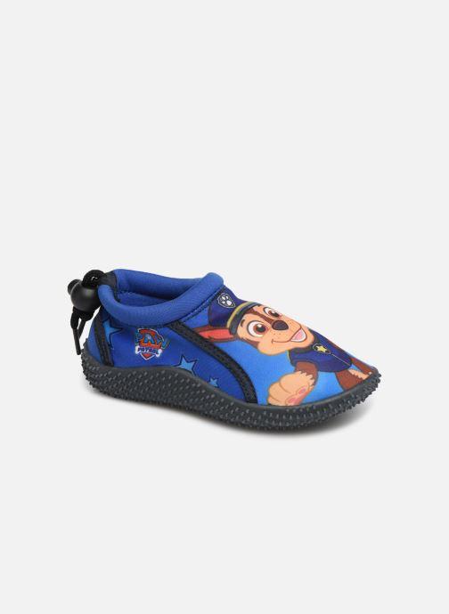 Pantoffels Pat Patrouille Narcisse Blauw detail