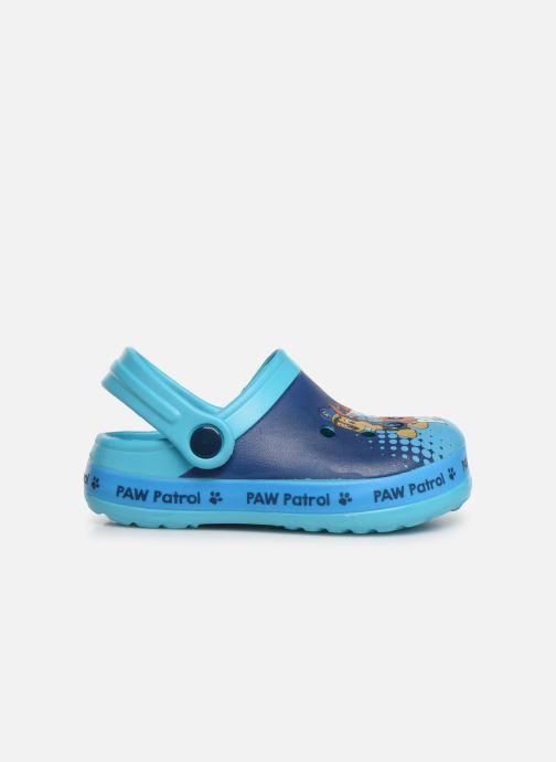 Sandales et nu-pieds Pat Patrouille District Bleu vue derrière