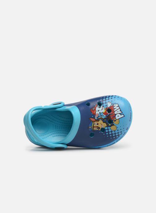 Sandales et nu-pieds Pat Patrouille District Bleu vue gauche