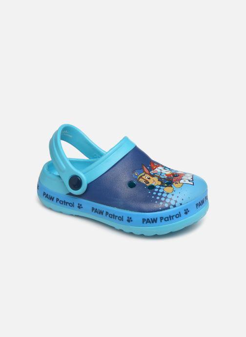 Sandales et nu-pieds Pat Patrouille District Bleu vue détail/paire