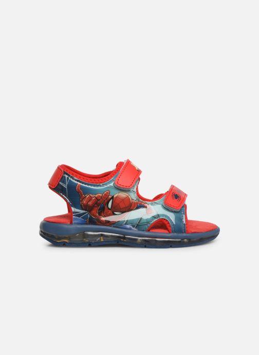 Sandales et nu-pieds Spiderman Youri Bleu vue derrière