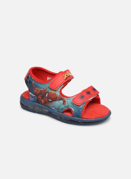 Sandales et nu-pieds Spiderman Youri Bleu vue détail/paire