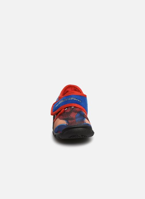 Slippers Spiderman Sabre Blue model view