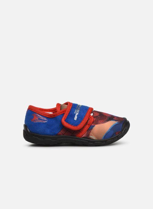 Pantoffels Spiderman Sabre Blauw achterkant