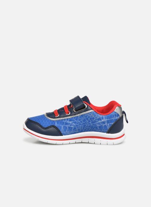 Sneakers Spiderman Nombre Azzurro immagine frontale