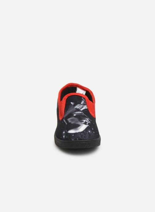 Pantuflas Star Wars SCRIPT Rojo vista del modelo