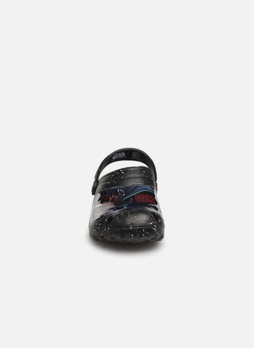 Sandales et nu-pieds Star Wars SUSPENS Noir vue portées chaussures