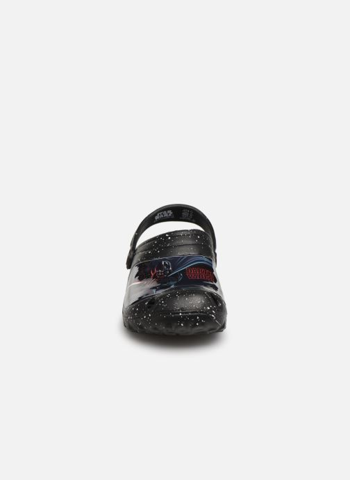 Sandali e scarpe aperte Star Wars SUSPENS Nero modello indossato