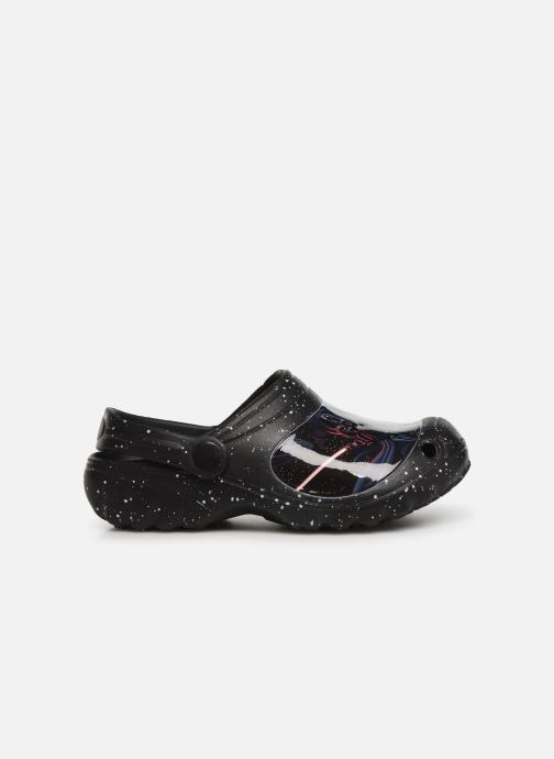 Sandales et nu-pieds Star Wars SUSPENS Noir vue derrière
