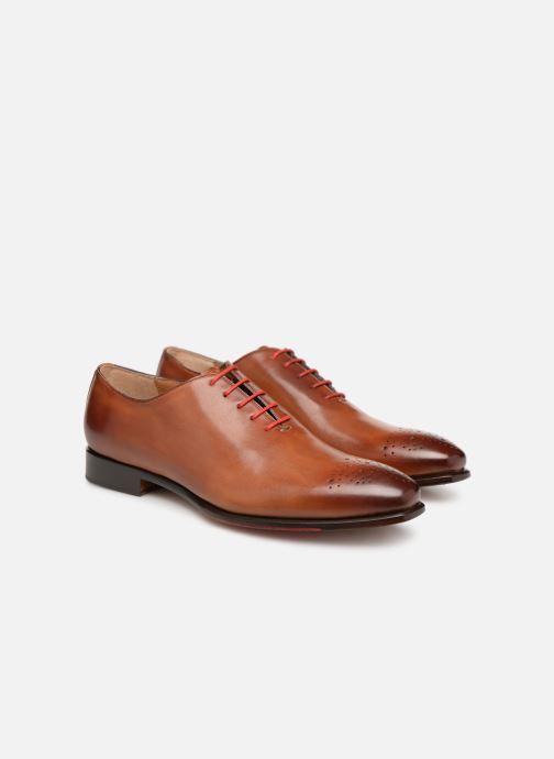 Zapatos con cordones Marvin&Co Luxe Diston - Cousu Blake Marrón vista 3/4