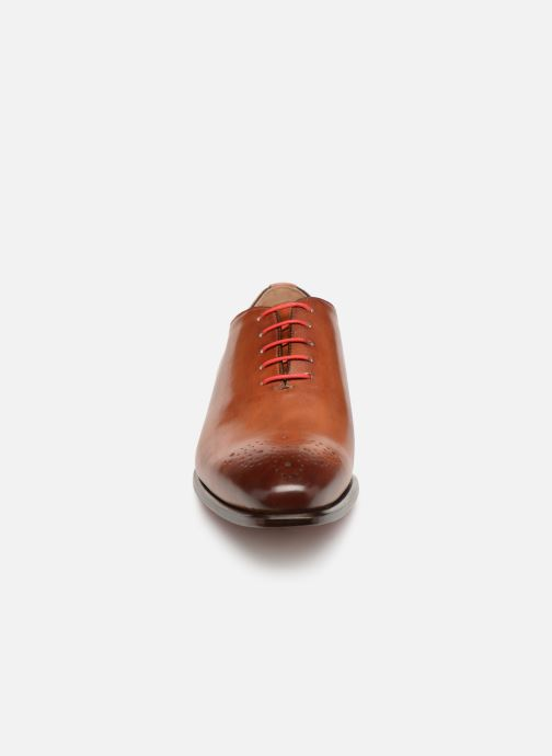Lace-up shoes Marvin&Co Luxe Diston - Cousu Blake Brown model view