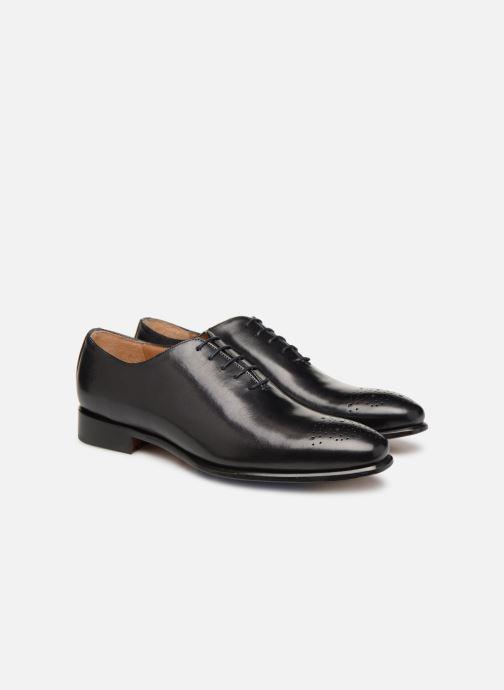 Chaussures à lacets Marvin&Co Luxe Diston - Cousu Blake Noir vue 3/4