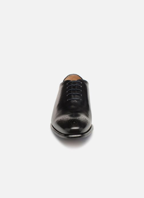 Lace-up shoes Marvin&Co Luxe Diston - Cousu Blake Black model view