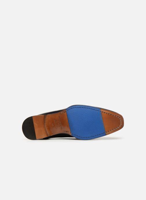 Chaussures à lacets Marvin&Co Luxe Diston - Cousu Blake Noir vue haut