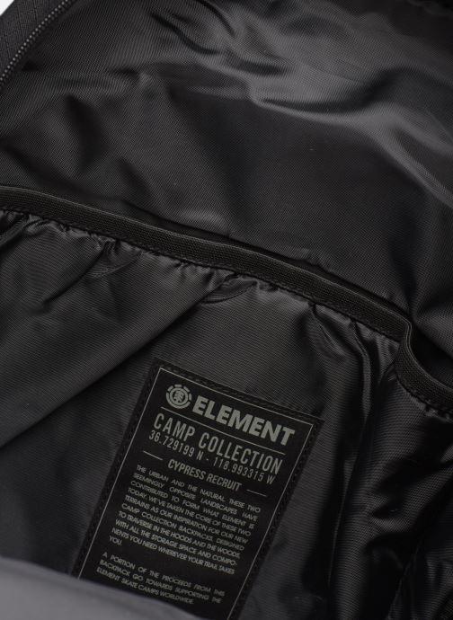 Sacs à dos Element CYPRESS RECRUIT BPK Noir vue derrière