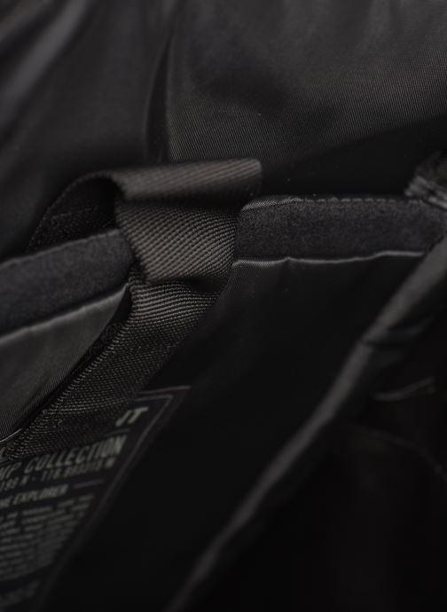 Rugzakken Element THE EXPLORER Zwart achterkant