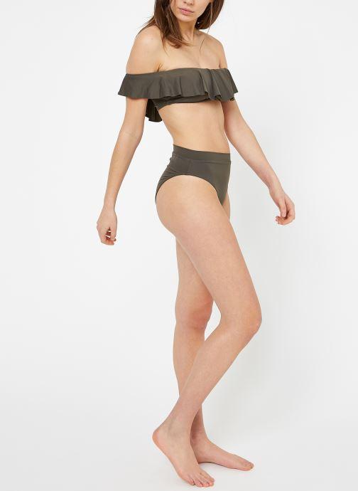 Banana Moon Maillot de bain haut - Tolvo Colorsun (Vert) - Vêtements (357002)
