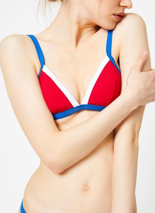 Vêtements Banana Moon TAEKO ICONIC Rouge vue détail/paire