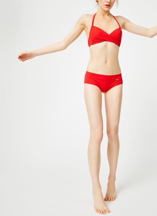 Vêtements Banana Moon EYRO SPRING Rouge vue bas / vue portée sac