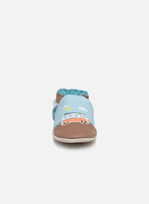 Slippers Robeez Surfing Summer Blue model view