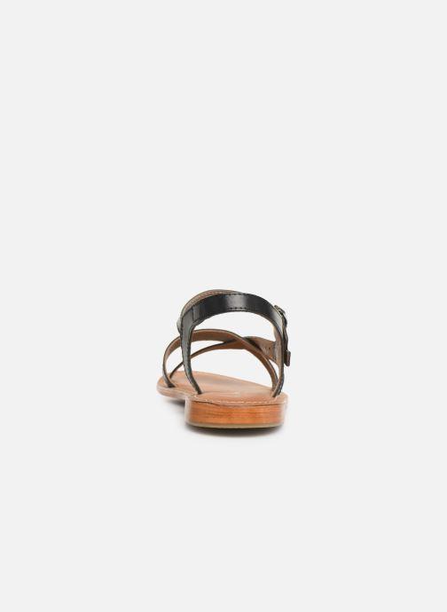 Sandalen L'Atelier Tropézien SH651 Zwart rechts