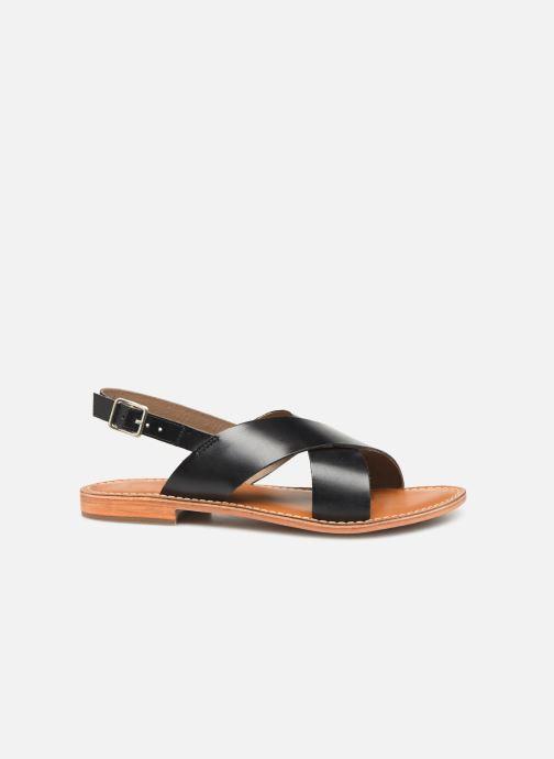 Sandali e scarpe aperte L'Atelier Tropézien SB813 Nero immagine posteriore
