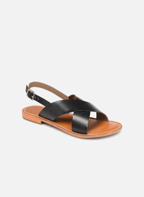 Sandali e scarpe aperte L'Atelier Tropézien SB813 Nero vedi dettaglio/paio