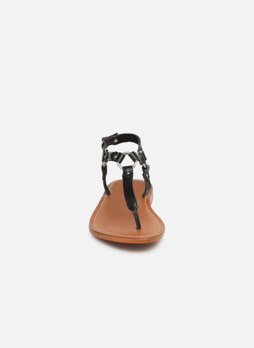 Sandals L'Atelier Tropézien SH652 Black model view