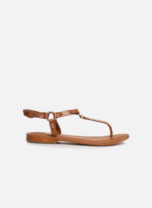 Sandales et nu-pieds L'Atelier Tropézien SH652 Marron vue derrière