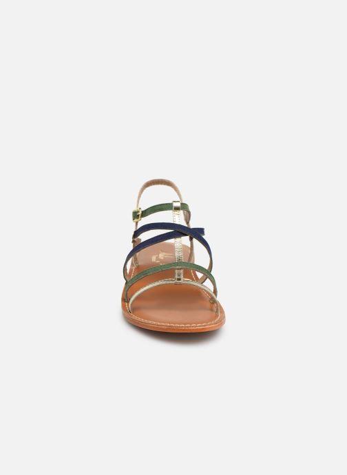 Sandales et nu-pieds L'Atelier Tropézien SB900 Multicolore vue portées chaussures
